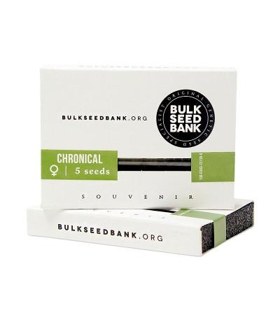 Семена марихуаны Chronical  в оригинальной упаковке