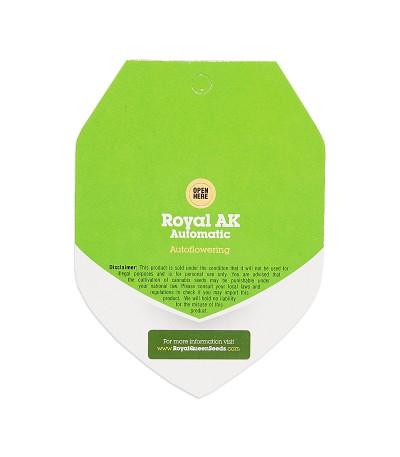 Семена сорта Royal AK Automatic fem